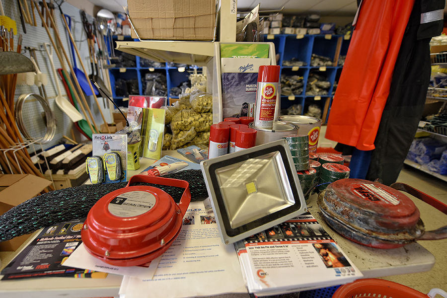Fishing gear and Products we sell at Hercules