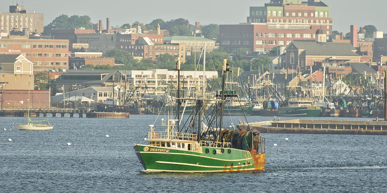 Hercules marine, shipping and fishing supply, new bedford Ma.